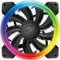 COUGAR VORTEX RGB HPB 120 - COOLING FAN